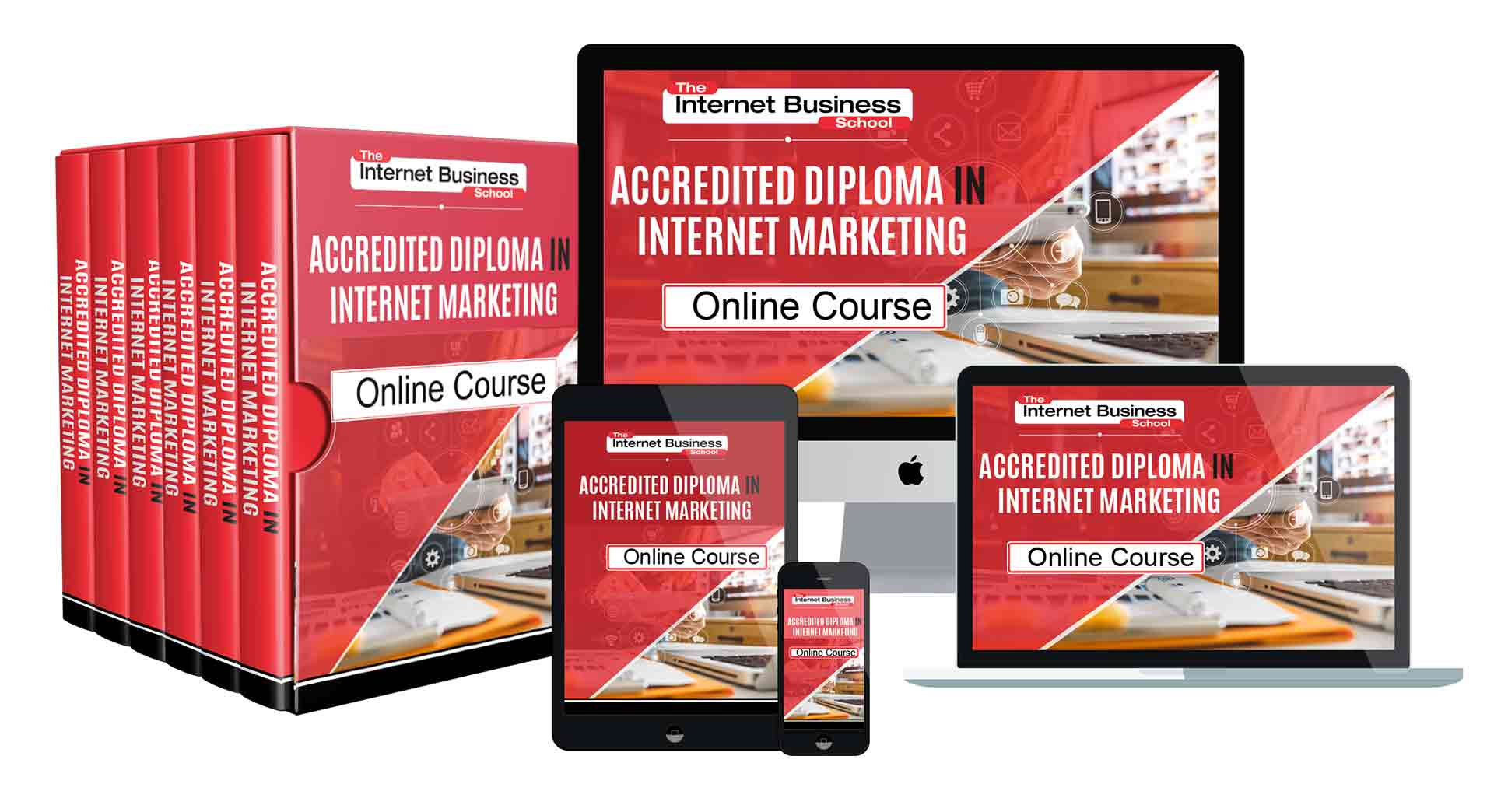 """Featured image for """"Digital Marketing eLearning With The Internet Business School"""""""
