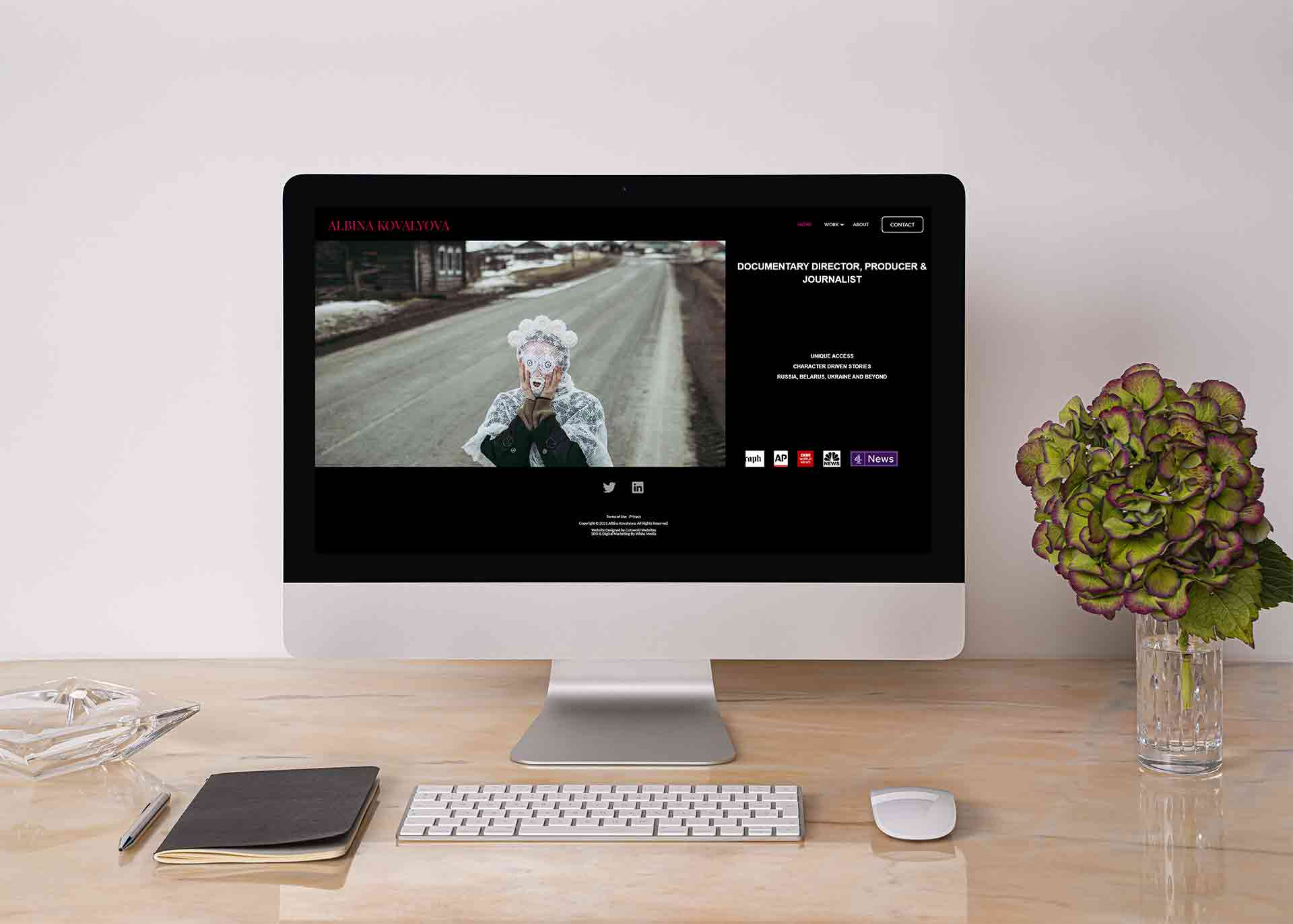 Web Design For Journalists