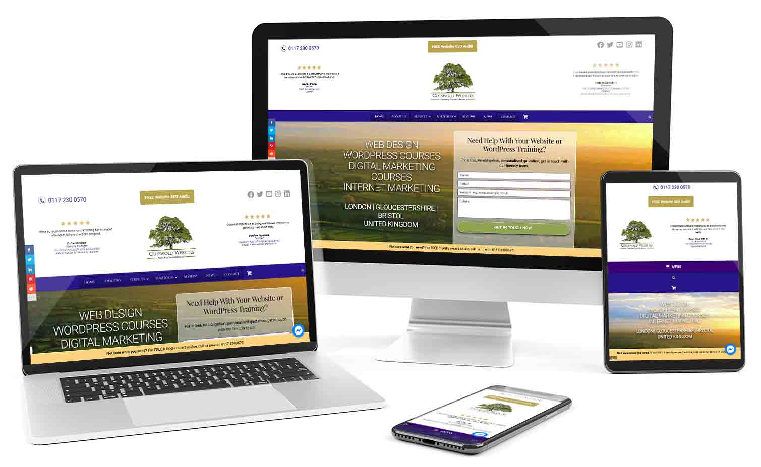 Website Design To Grow Your Business
